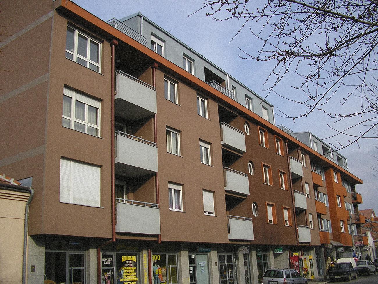 Sinđelićeva 45-47 Valjevo